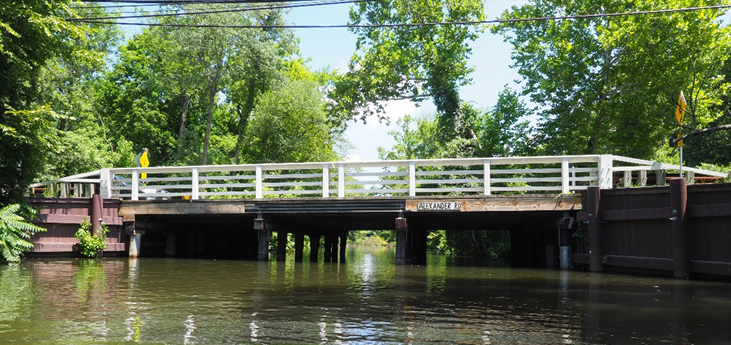 Alexander Road Bridge